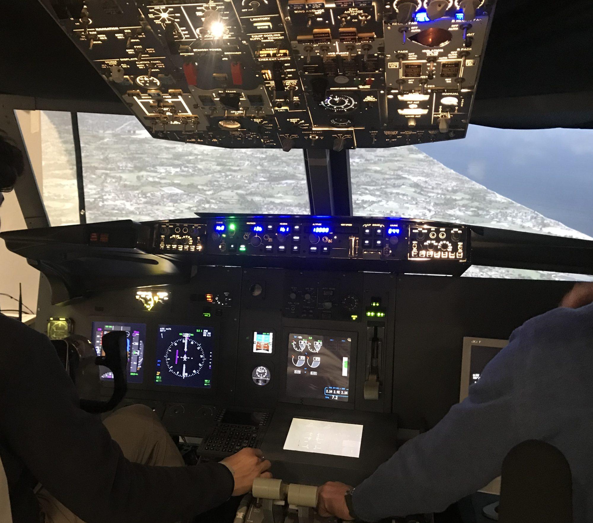 Ireca Cockpit